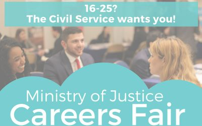 The Ministry of Justice Careers Fair