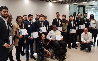 Fellows learn about private markets at StepStone Scholar Programme