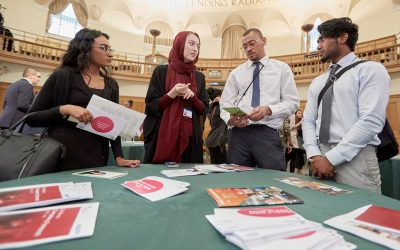 The Social Mobility Careers Fair