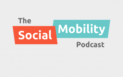 """""""We are nothing without community."""" the Social Mobility Podcast is creating a movement"""