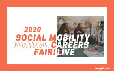 Social Mobility Virtual Careers Fair 2020
