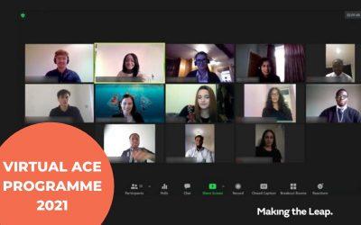 Virtual ACE Programme Jan – March 2021