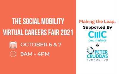 The Social Mobility Virtual Careers Fair